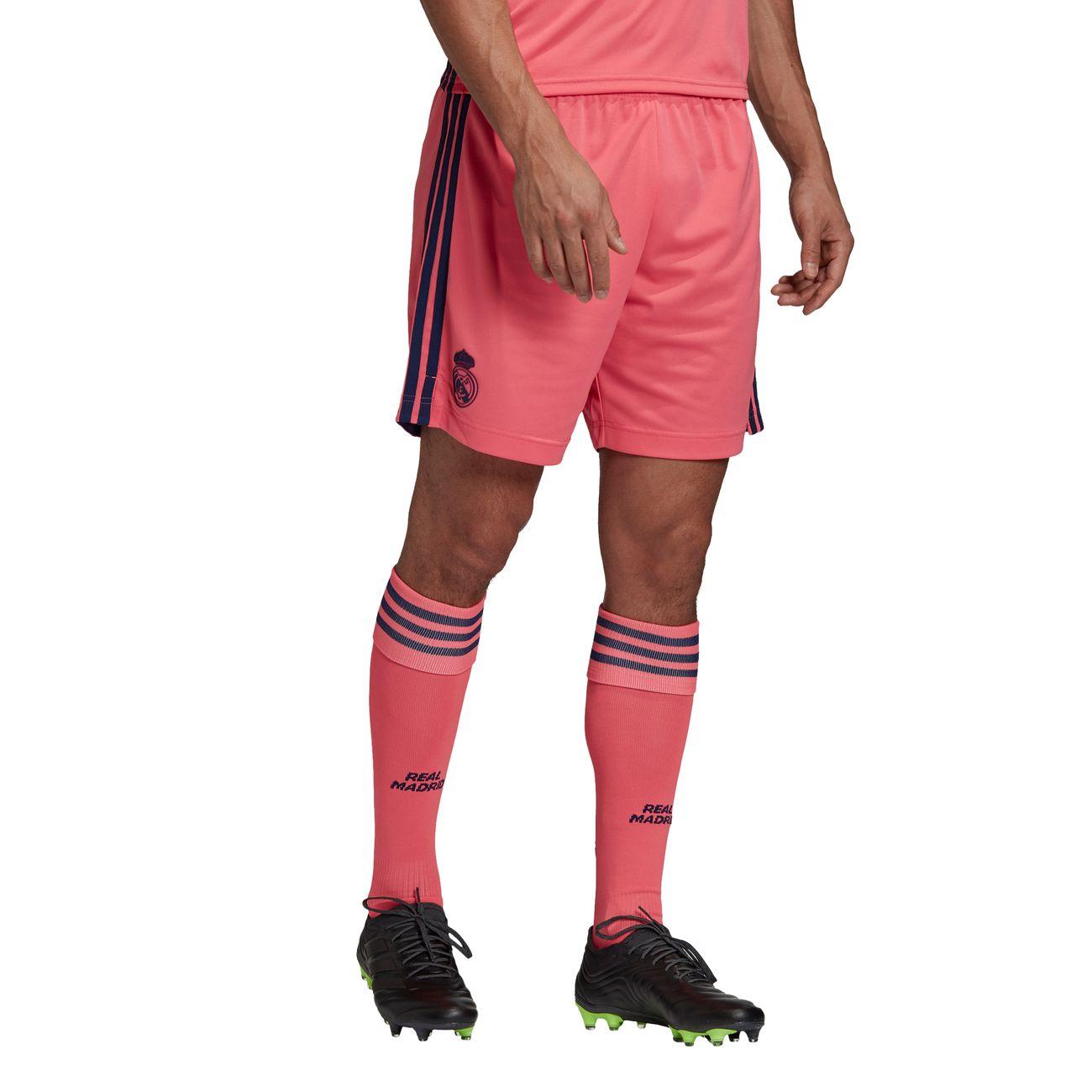 Football homme ADIDAS Short extérieur Real Madrid 2020/21