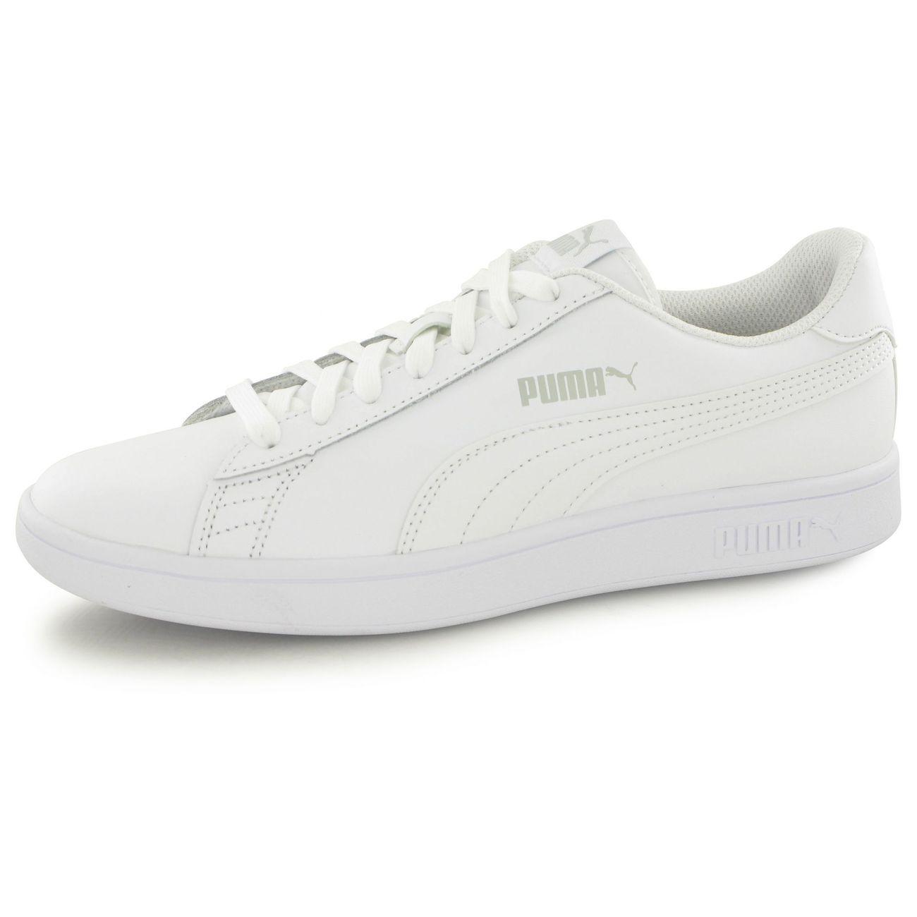Mode- Lifestyle homme PUMA Puma Smash V2 L blanc, baskets mode homme
