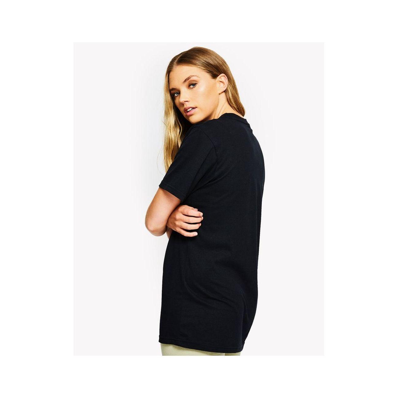 Athlétisme femme ELLESSE Ellesse Heritage Albany Tee-shirt Tee-shirt Mode Femme Pour Femmes - Noir - UK 12