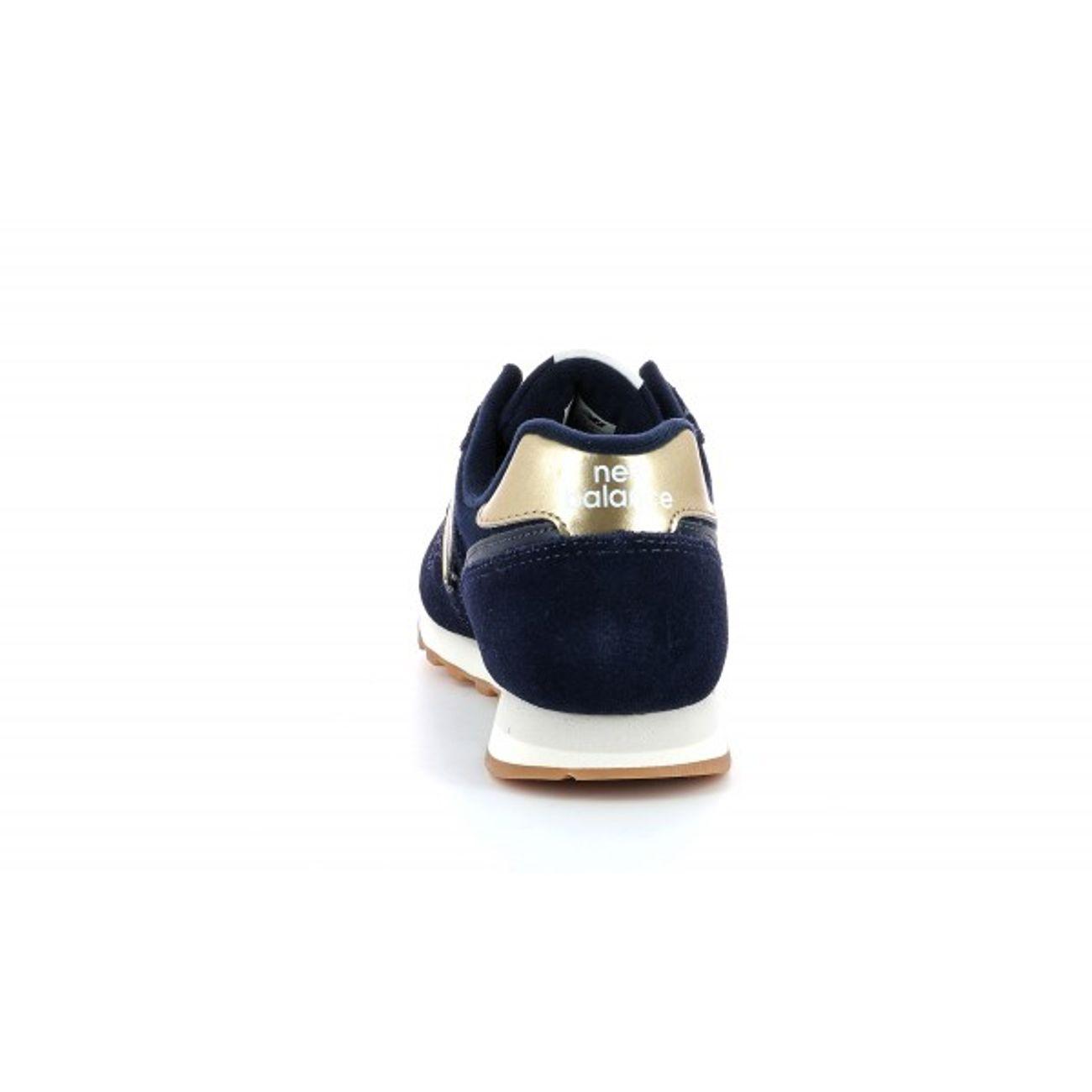 Mode- Lifestyle femme NEW BALANCE Baskets Bleu Femme New Balance Classics 373