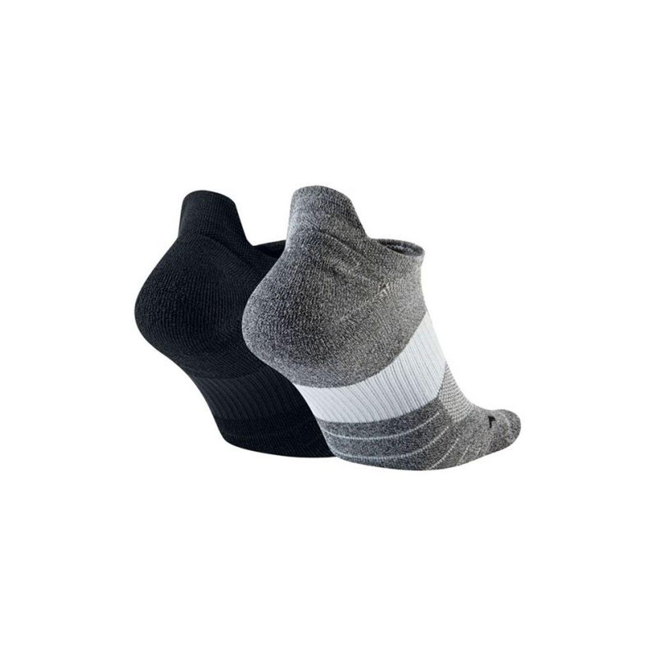 Homme Nike Calcetin Show Negro 2 Gris Padel Paquete Multiplier Nisx7554 Pares 915 No bg7y6f