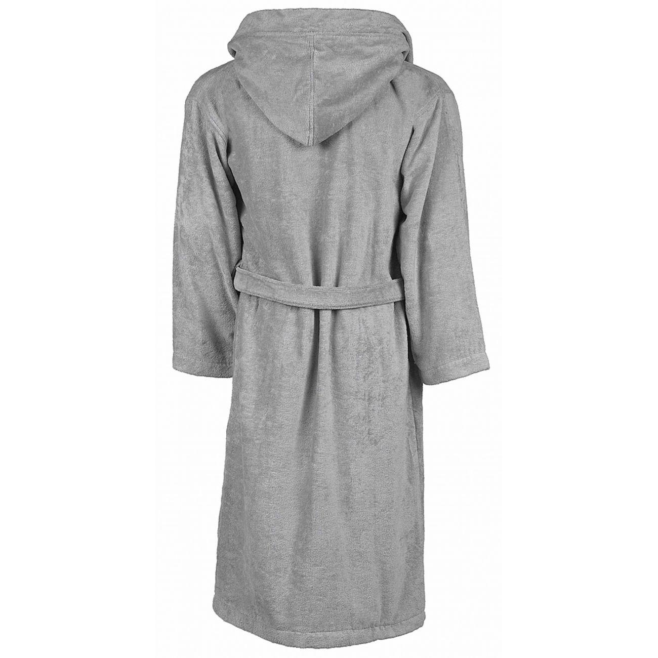 c849ea3b0db Mode- Lifestyle adulte KARIBAN Peignoir de bain - coton velours - K119 -  gris ...