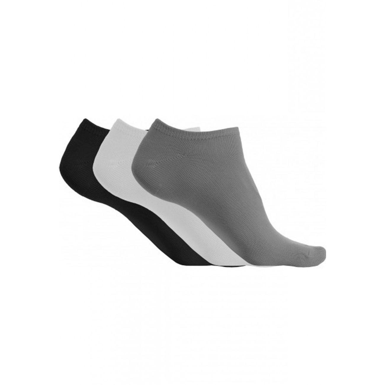 Blanc Homme Socquettes Gris MicrofibresPa033 Proact 3 Paires Noir Pack ModeLifestyle Yy7vIbgf6