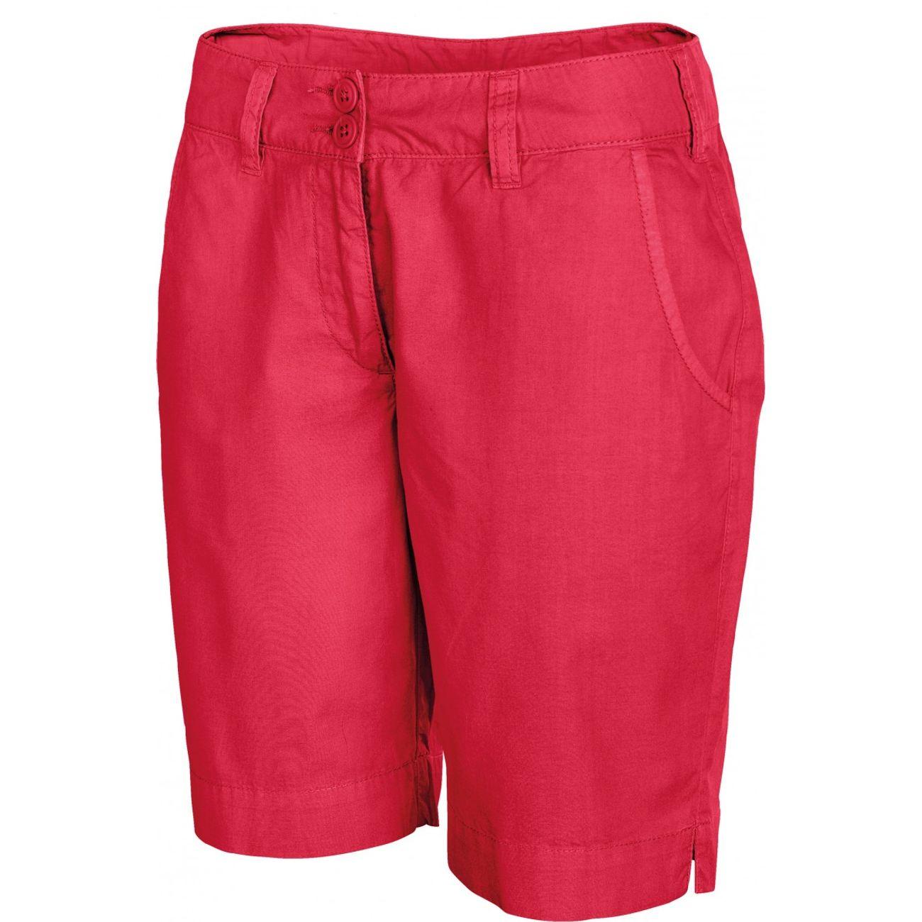 bermuda l ger pour femme k764 rouge achat et prix pas cher go sport. Black Bedroom Furniture Sets. Home Design Ideas
