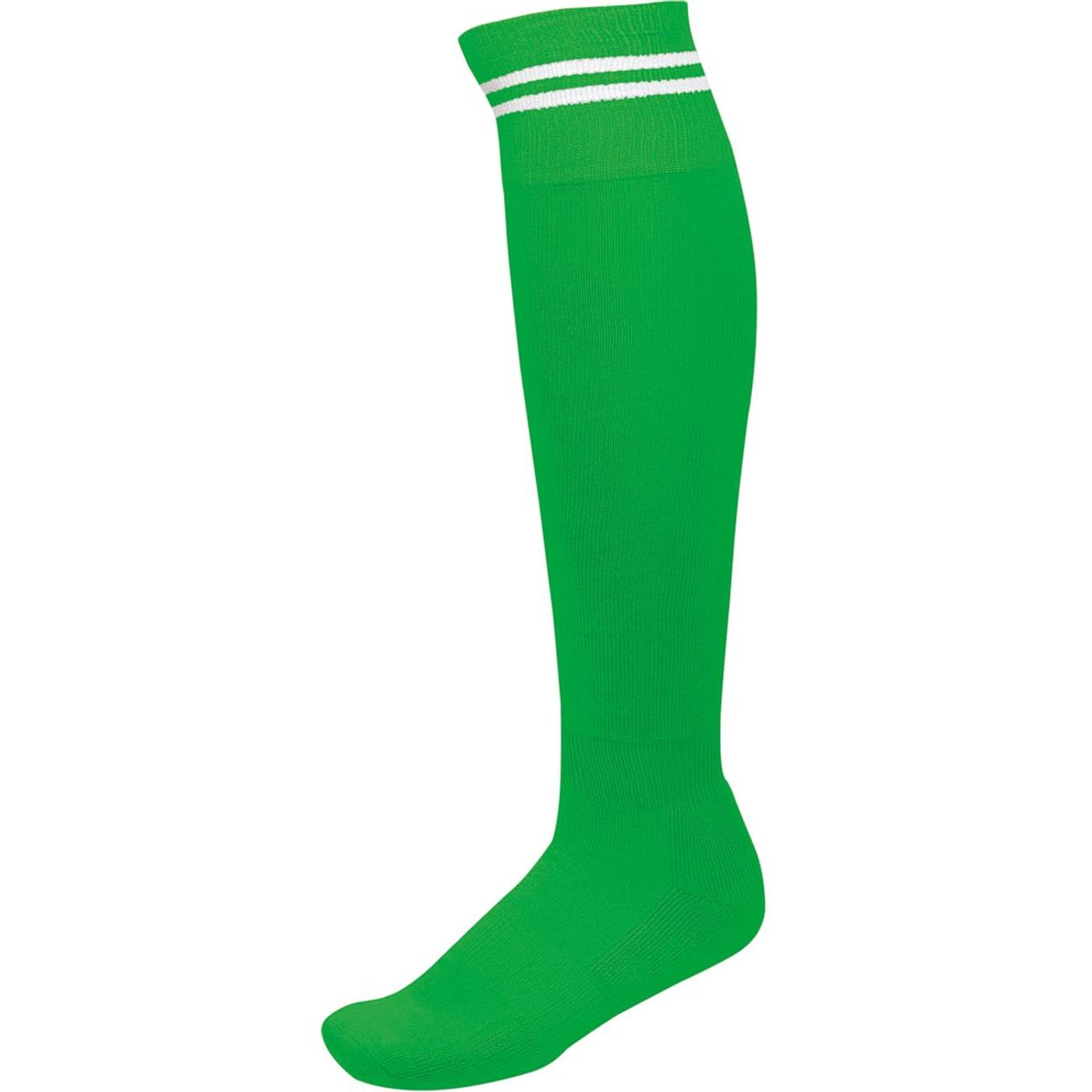 chaussettes sport pa015 vert kelly rayure blanche achat et prix pas cher go sport. Black Bedroom Furniture Sets. Home Design Ideas