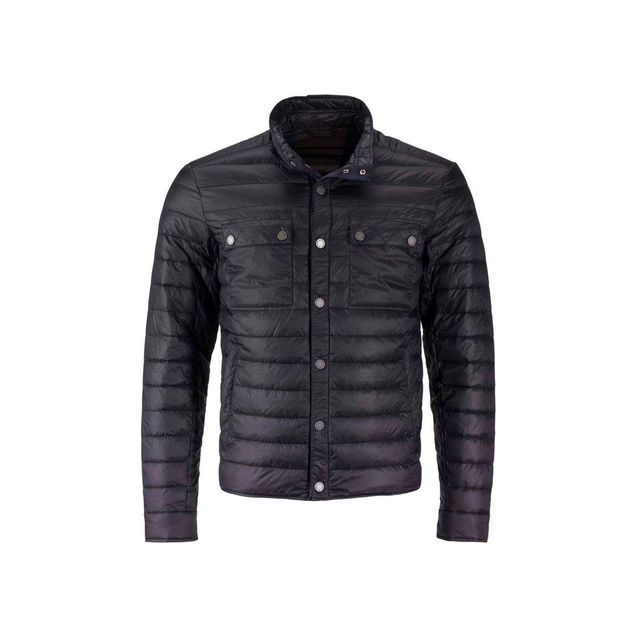 100% authentique 87333 09483 Sports d'hiver homme JAMES & NICHOLSON Veste homme - doudoune légére duvet  - JN1106 - noir