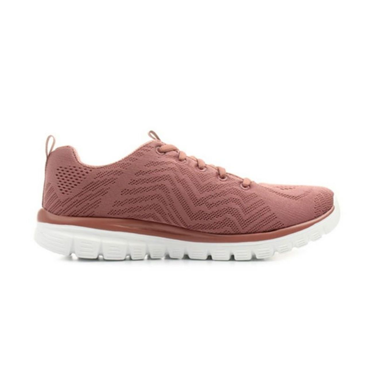 Skechers Mujer Connected Graceful Adulte Rosa Padel Get ul1Kc5TJF3
