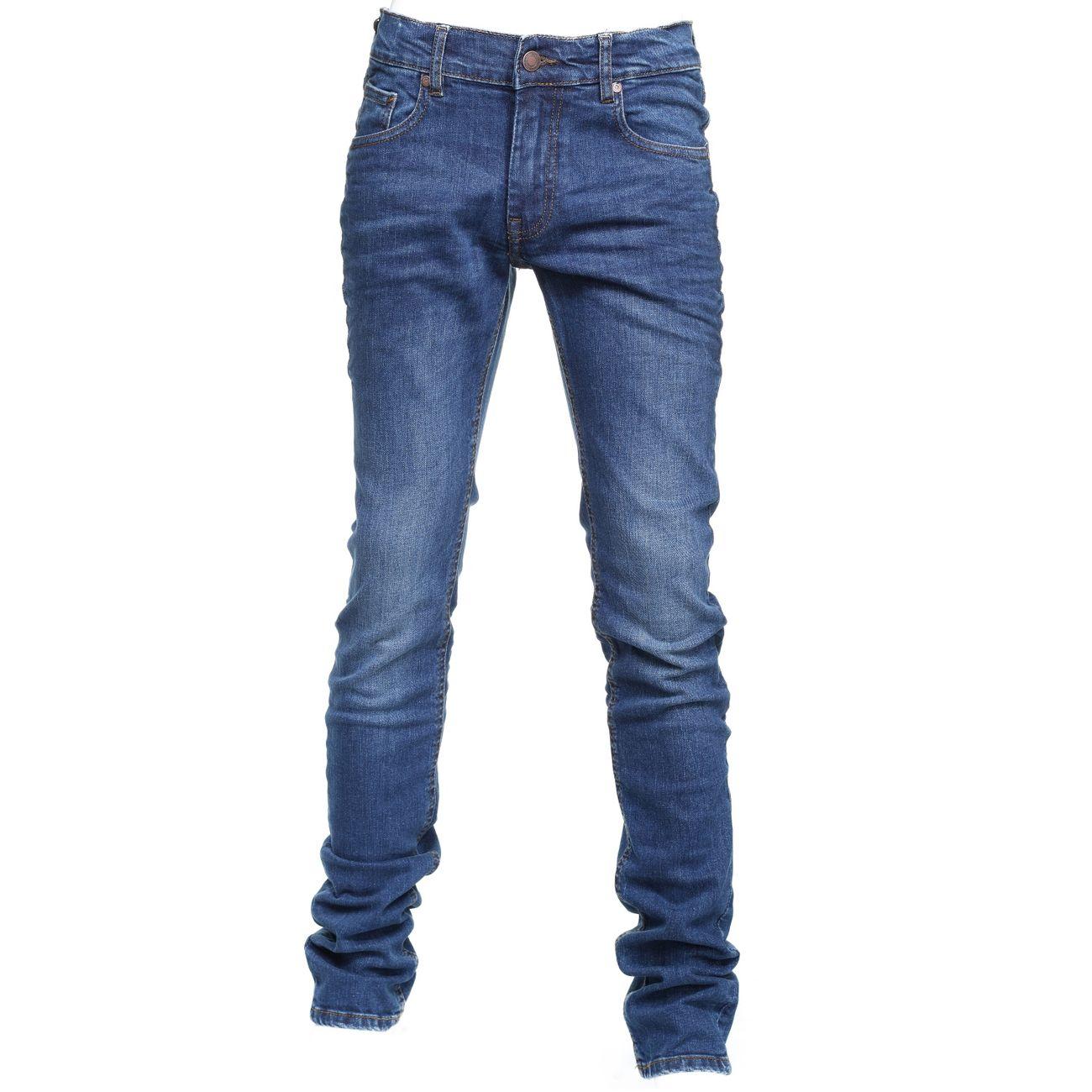 Mode- Lifestyle garçon TEDDY SMITH Jeans garà§on Teddy Smith Reming Jr 60105316d 307 Vintage/indigo