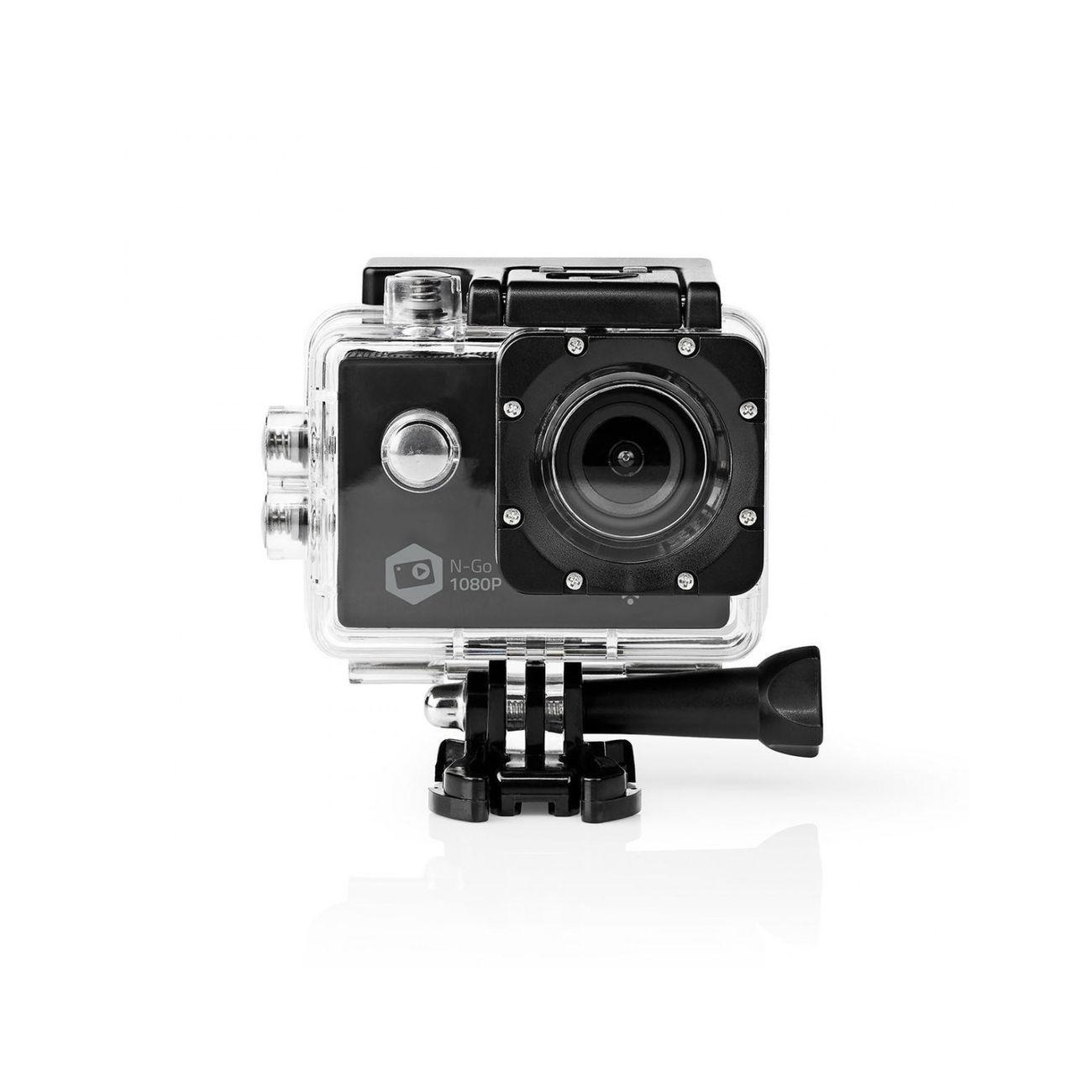 Nedis Caméra de sport Full HD 1080p Wi-Fi  Nedis