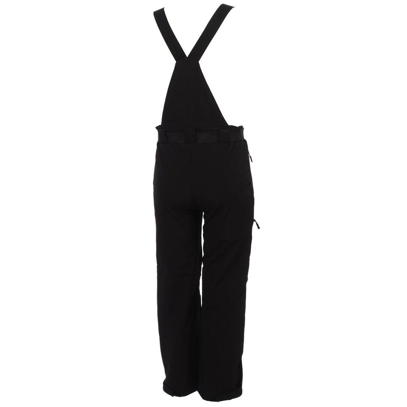 Ski homme Eldera sportswear Unosoft noir skipant