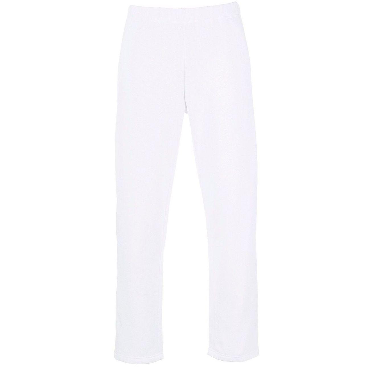 pantalon jogging femme 01172 blanc achat et prix pas cher go sport. Black Bedroom Furniture Sets. Home Design Ideas