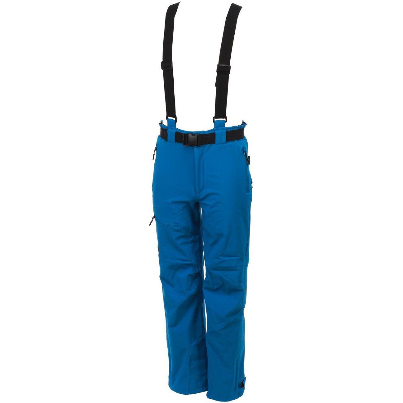 Ski homme Eldera sportswear Unosoft bleu el skipant