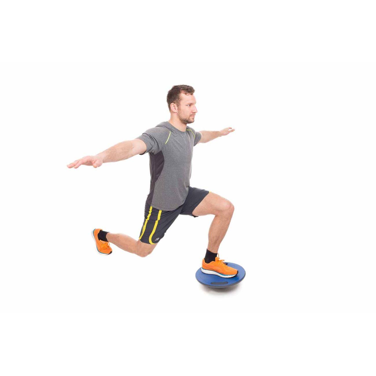 Balance Board Gyro Diamtre 40 Cm X Hauteur 10 Achat Et Prix Go Fitness Adulte Doyourfitness