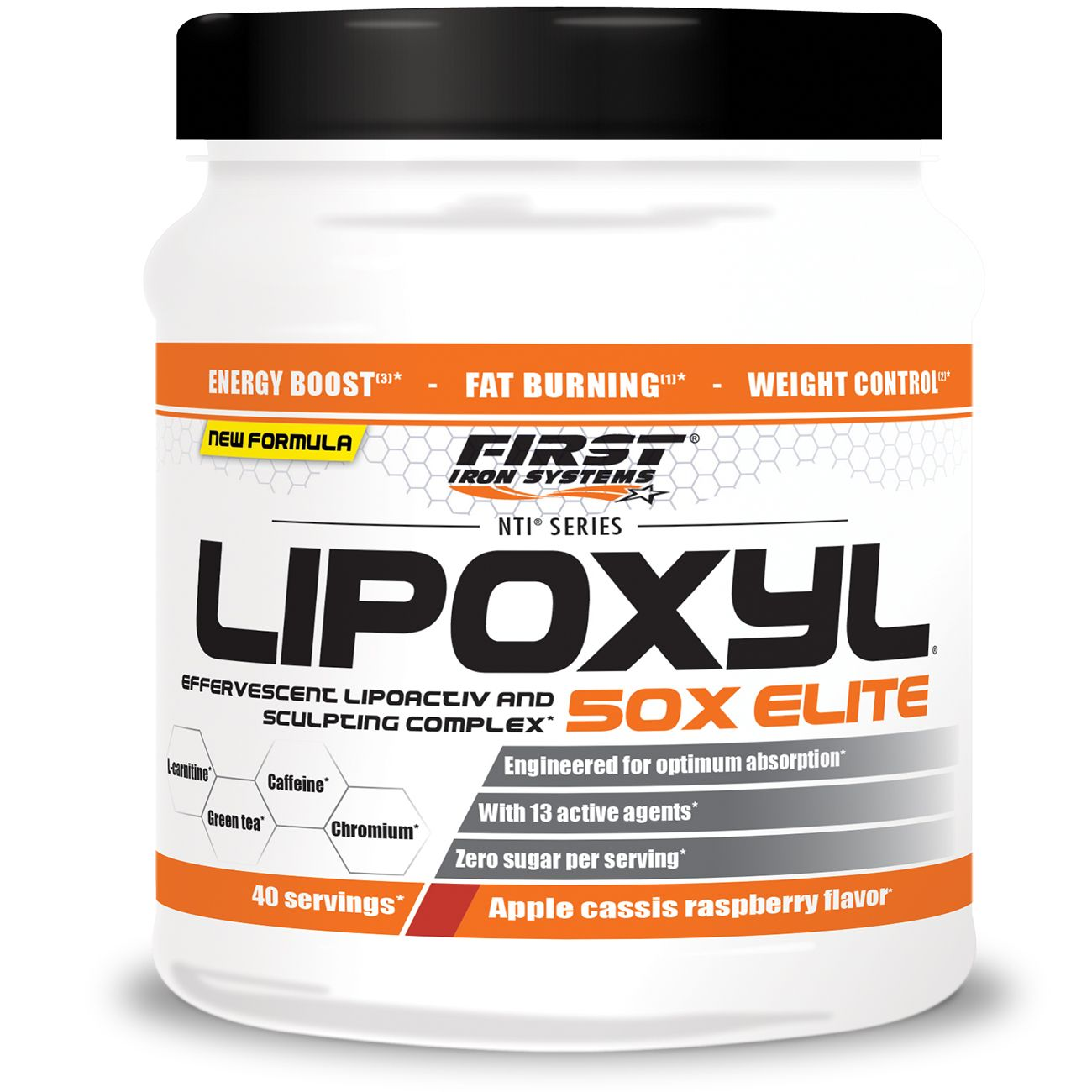 FIRST IRON SYSTEMS LIPOXYL 50X ELITE