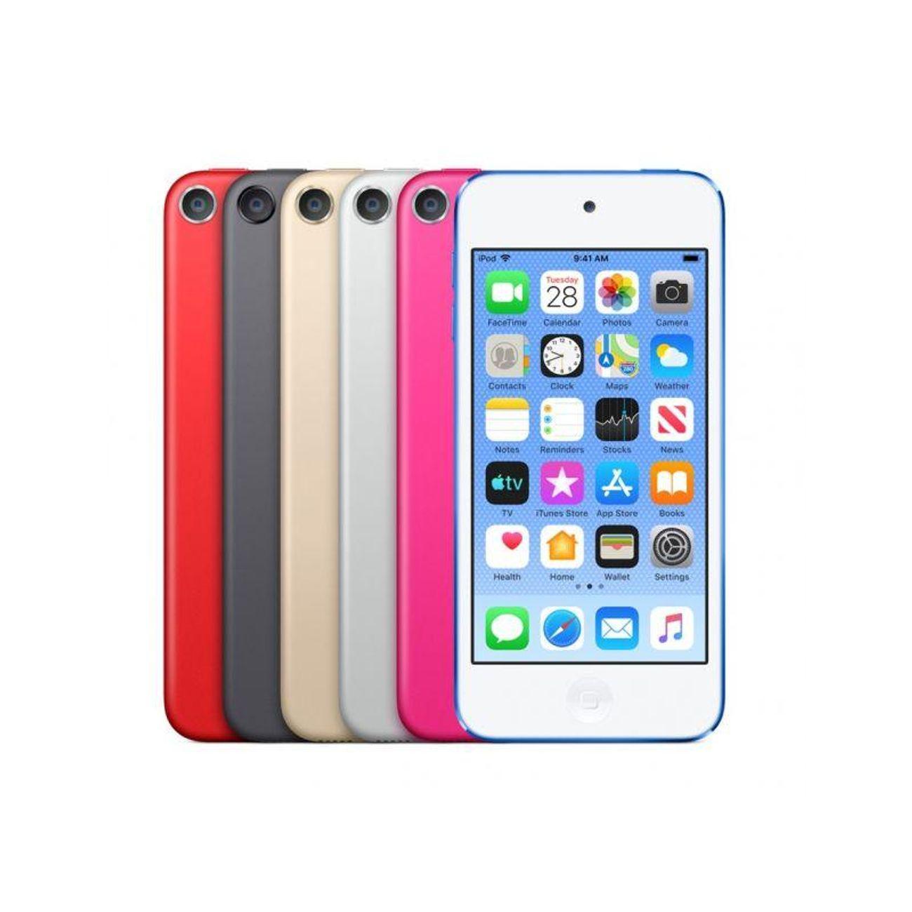 NO NAME Apple iPod touch Silber 128GB 7.Gen. MVJ52FD/A