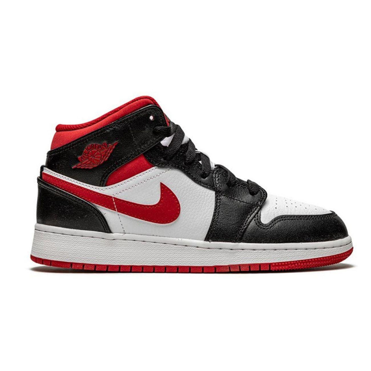 enfant NIKE Baskets Air Jordan 1 Mid (gs)