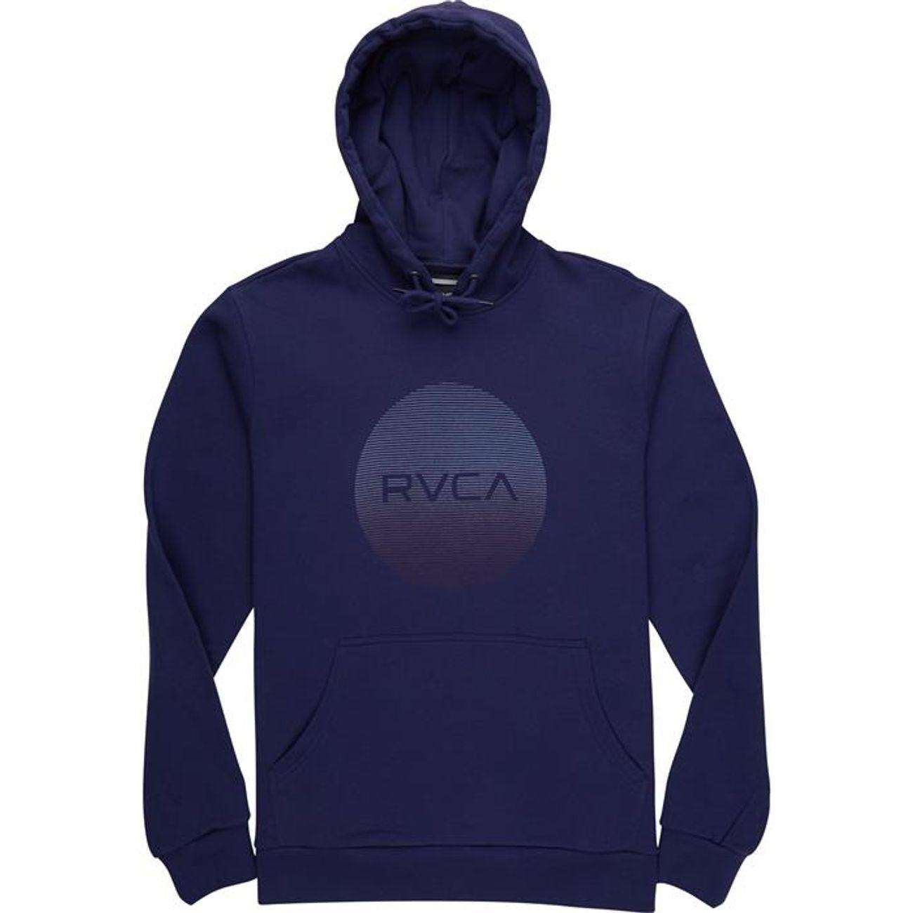 Rvca Motors Multisport Depths Blue L Hoody dBEQrWCxoe