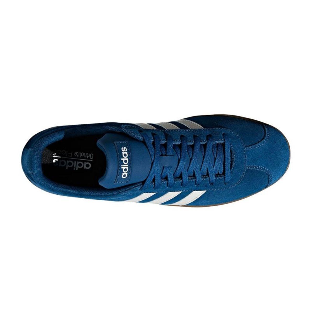 adidas neo - baskets vl court bleu