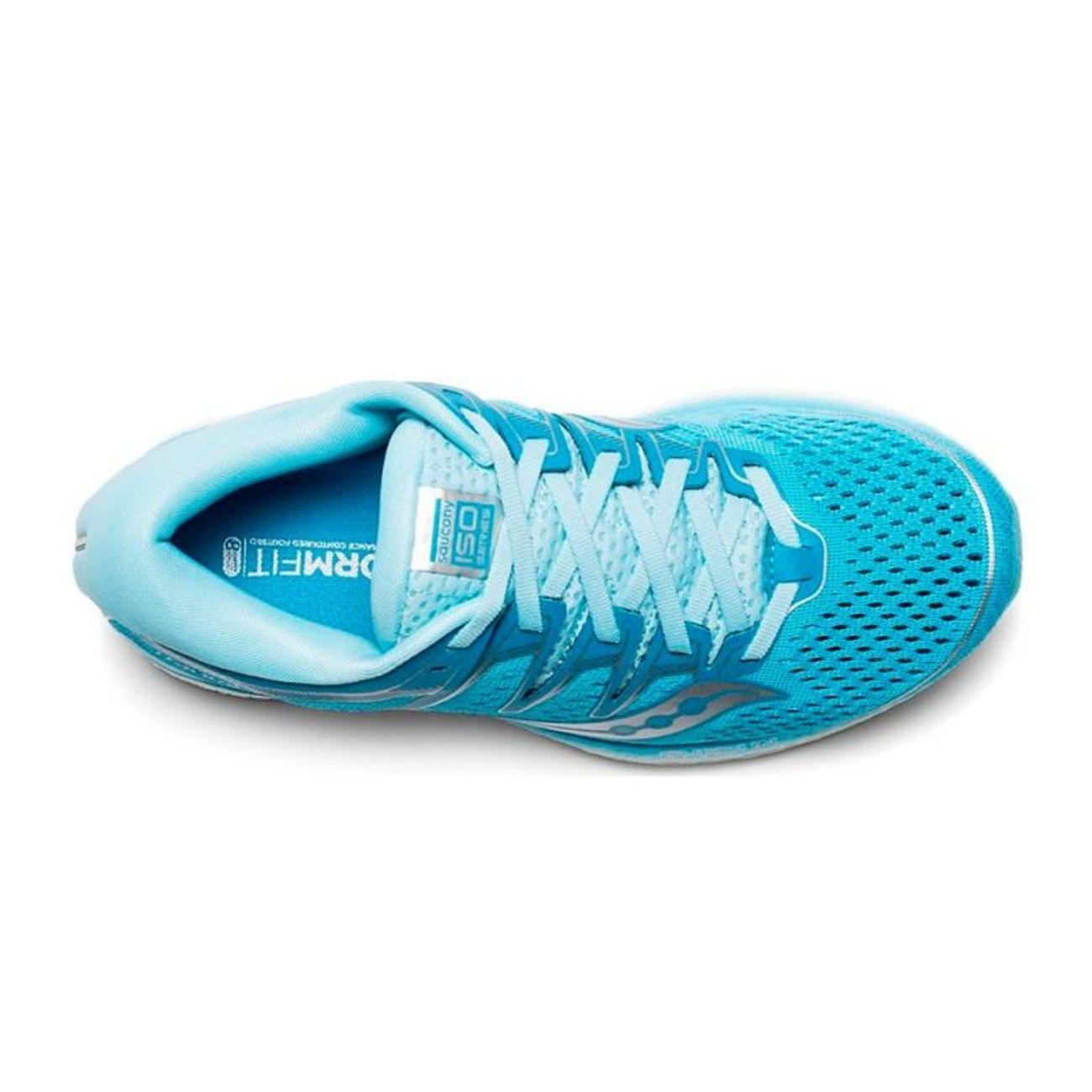 Blanc Saucony 5 Bleu Ciel Padel Homme Chaussures Triumph Iso Femme 3RjL5Aq4