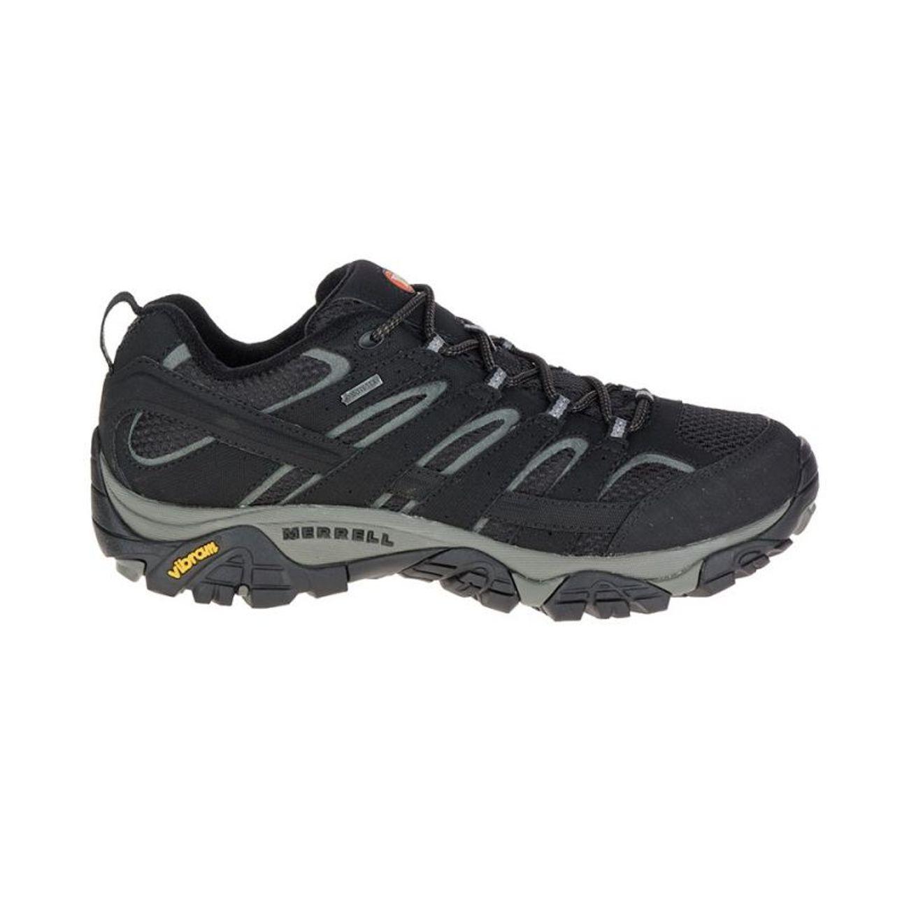 De Chaussures Noir Homme Merrell Gtx Alpinisme 2 Moab Marche tshrxQCd