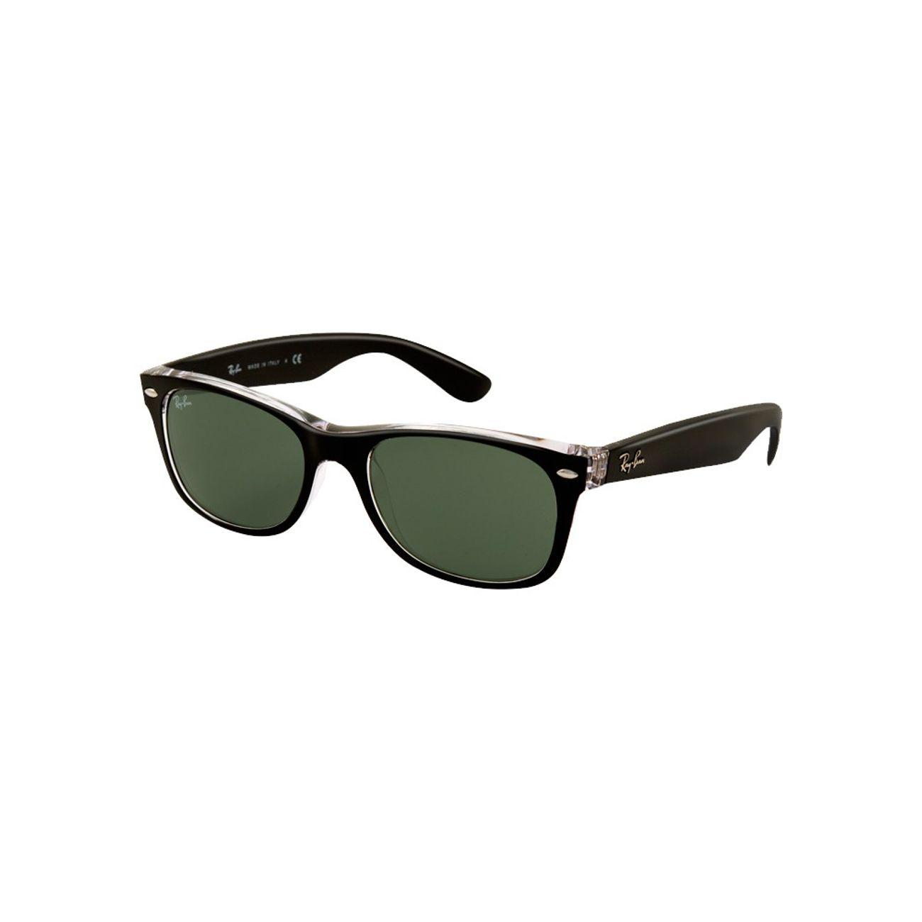 935ca6fd75de8b Mode- Lifestyle RAYBAN Ray-Ban New Wayfarer Medium Noir Transparent G-15