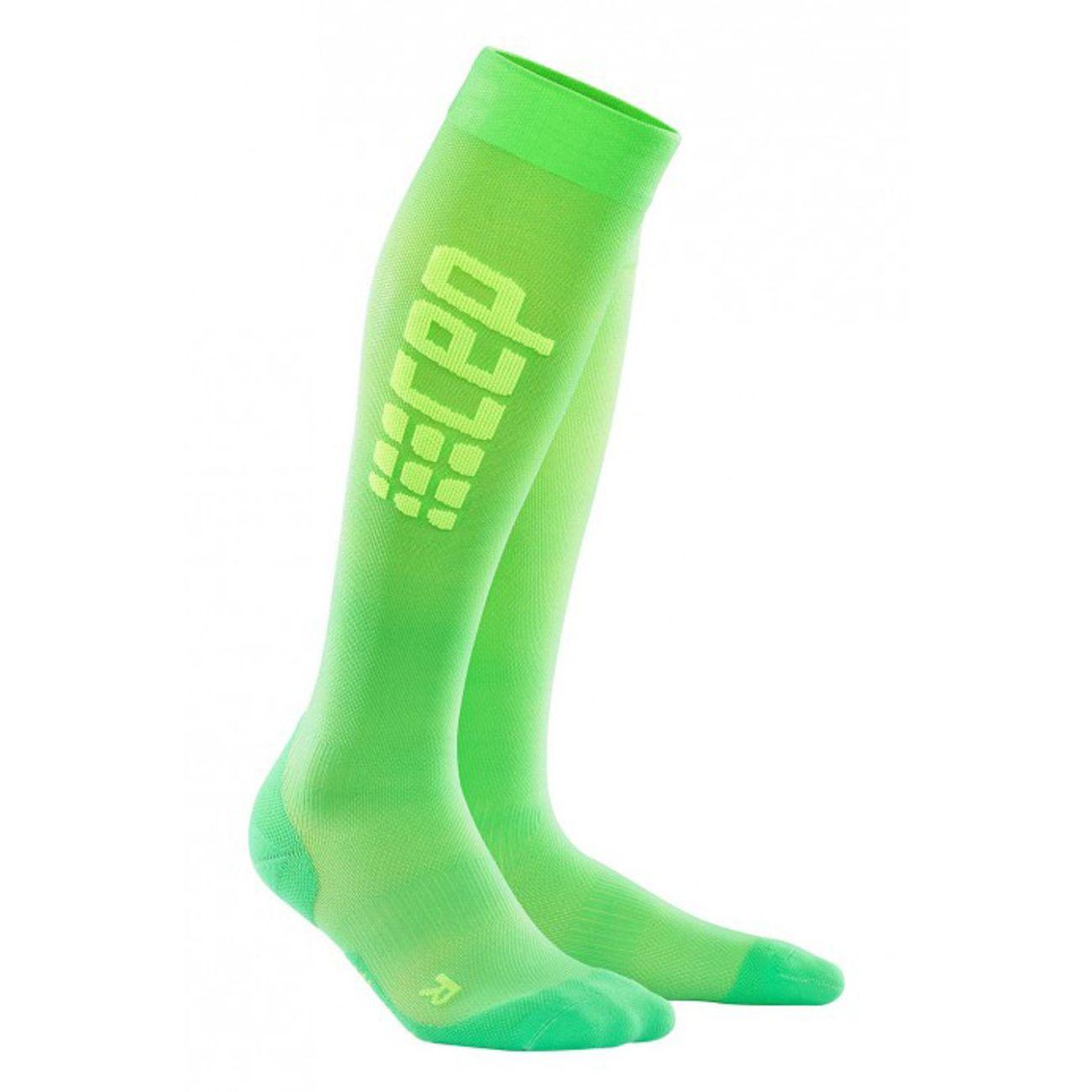 Course Chaussettes légères DeViper À Ultra green Cep Pied Compression Femme XuPkZOTi