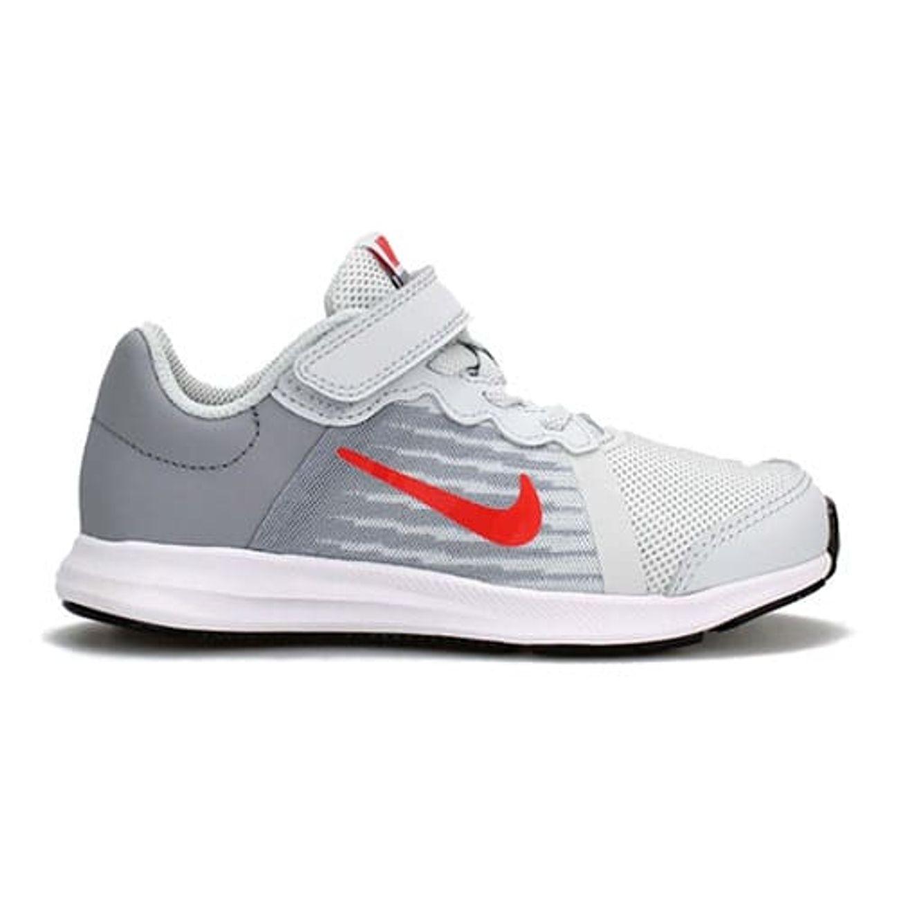 Gris Downshifter 8 Ps Nike Homme Enfant Orange Chaussures Blanc xBEQrdCWoe
