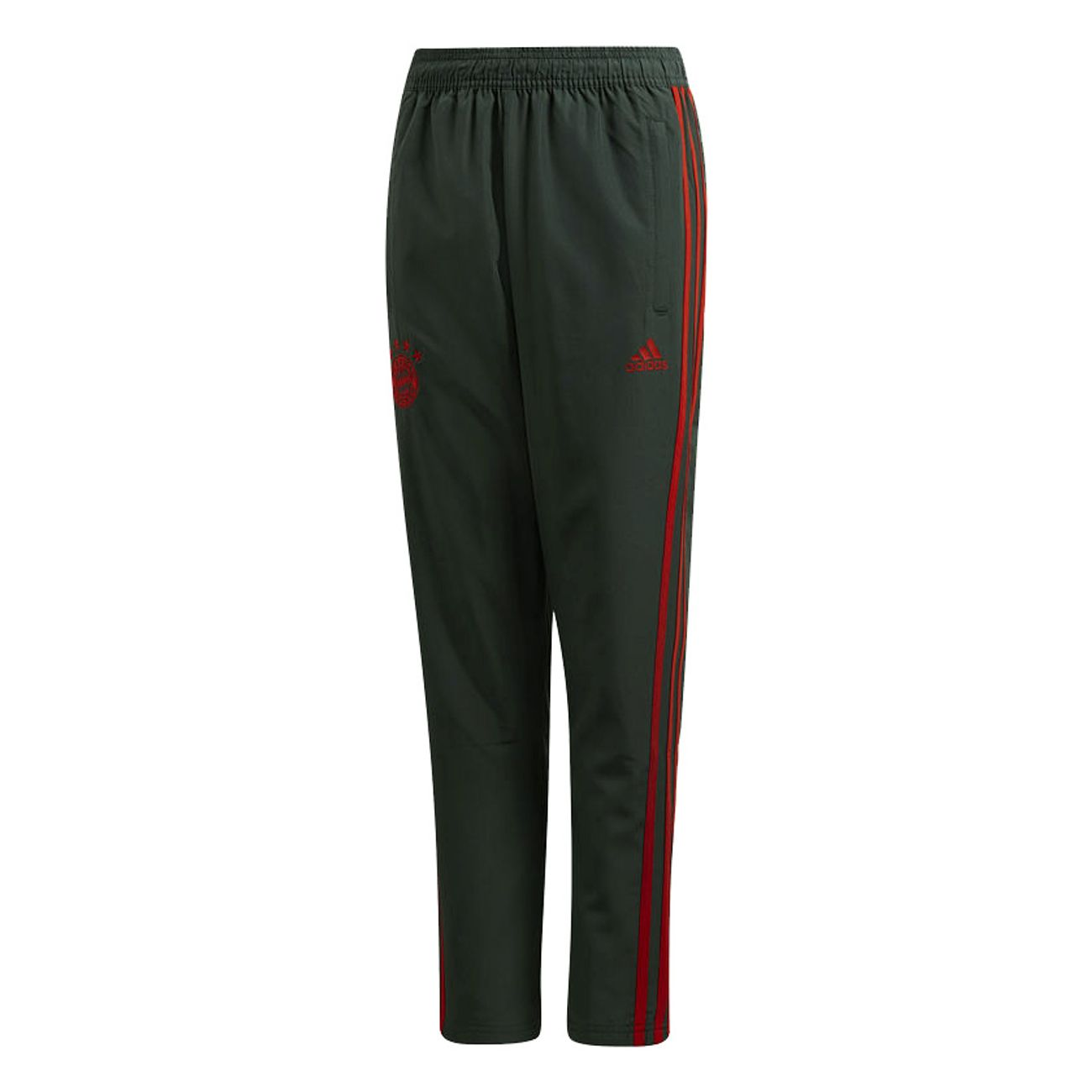 Football garçon ADIDAS PERFORMANCE Pantalon de survêtement Adidas Performance Bayern Munich Woven Pant Junior 18/19
