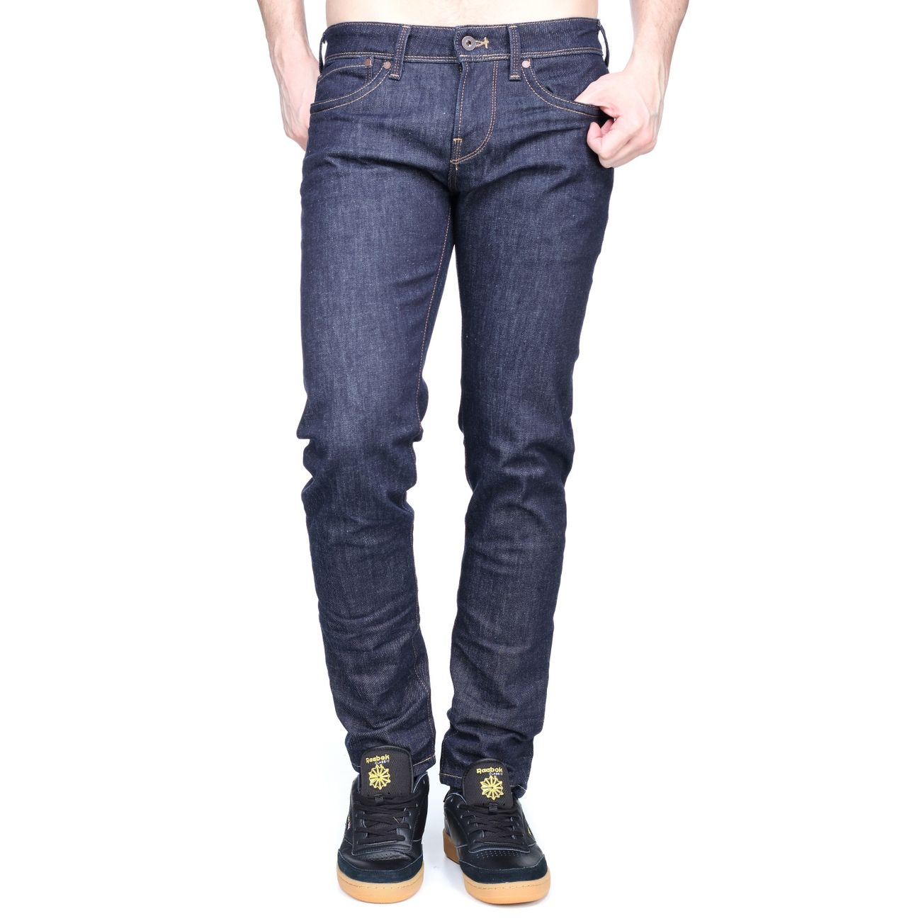 a7bfa60fcd13 Mode- Lifestyle homme PEPE JEANS Jeans Pepe Jeans Hatch Pm200823h05 Bleu