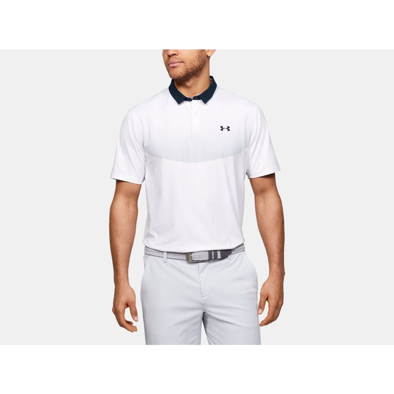 Golf homme UNDER ARMOUR Polo Under Armour Iso-Chill Graphic