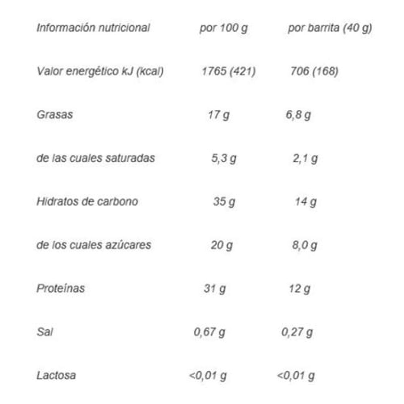 POWERBAR Lot de 24 barres PowerBar Natural Protein Vegan - Banana Chocolate