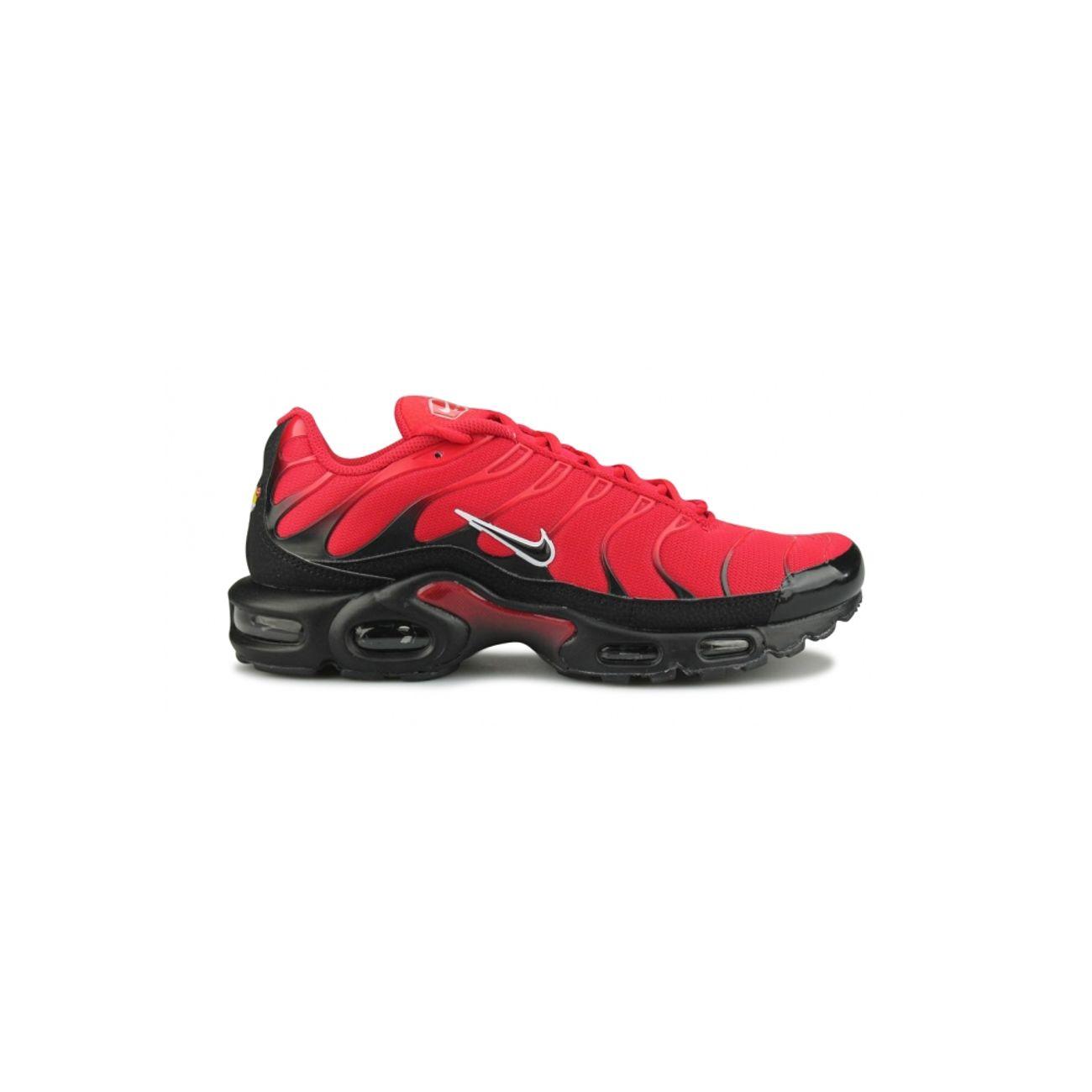 134dbd08ef8 Mode- Lifestyle homme NIKE Basket Nike Air Max Plus Tn Tuned Rouge  852630-603 ...