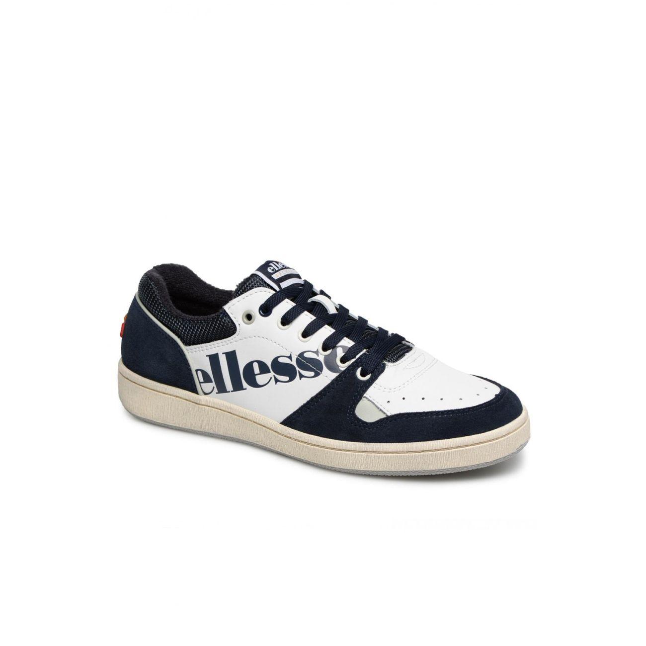 femme ELLESSE Sneakers cuir bicolores  -  Ellesse - Femme