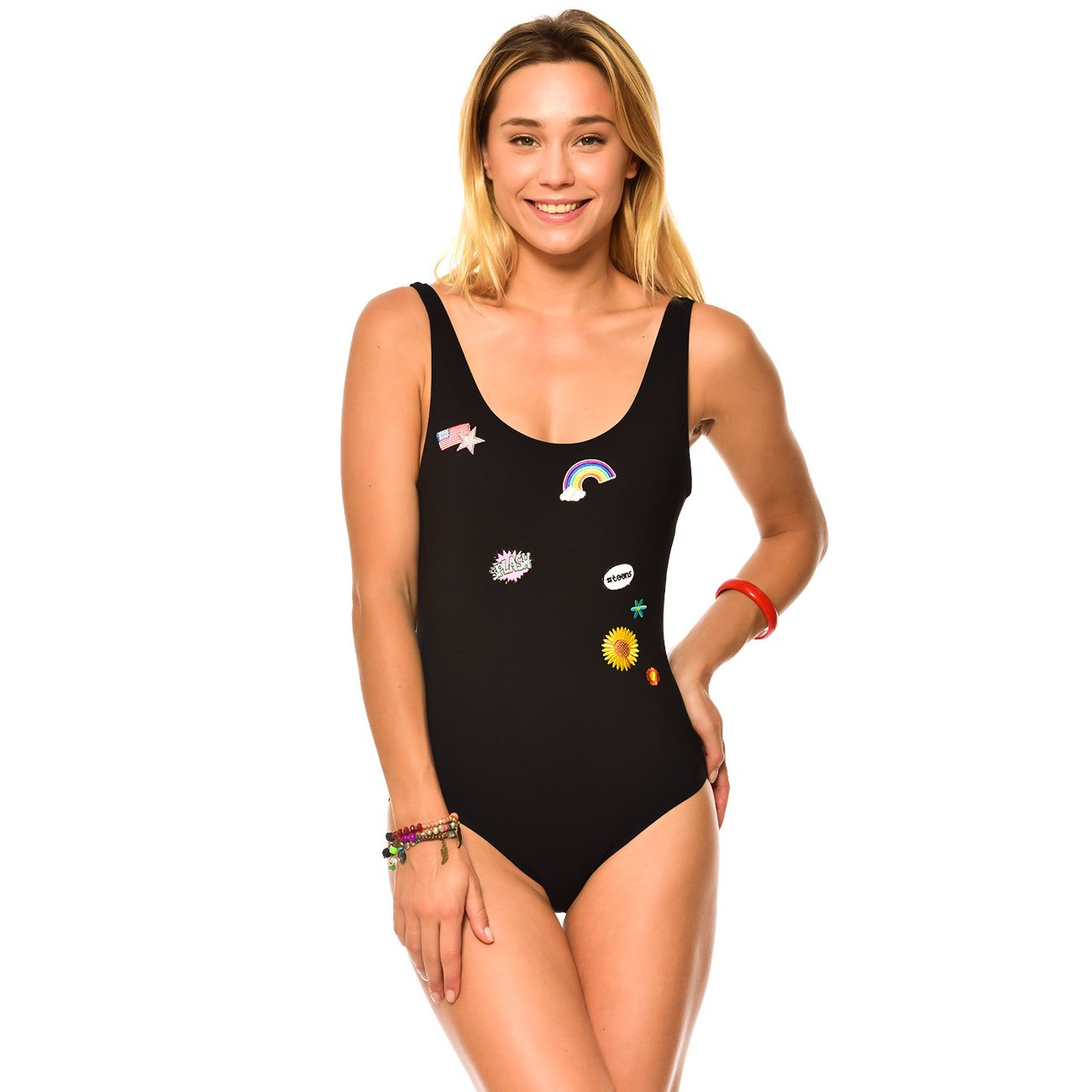 1591dc0319 Mode- Lifestyle femme BANANA MOON Maillot de bain 1 Pièce Banana Moon Teens  Supercolor Belair ...