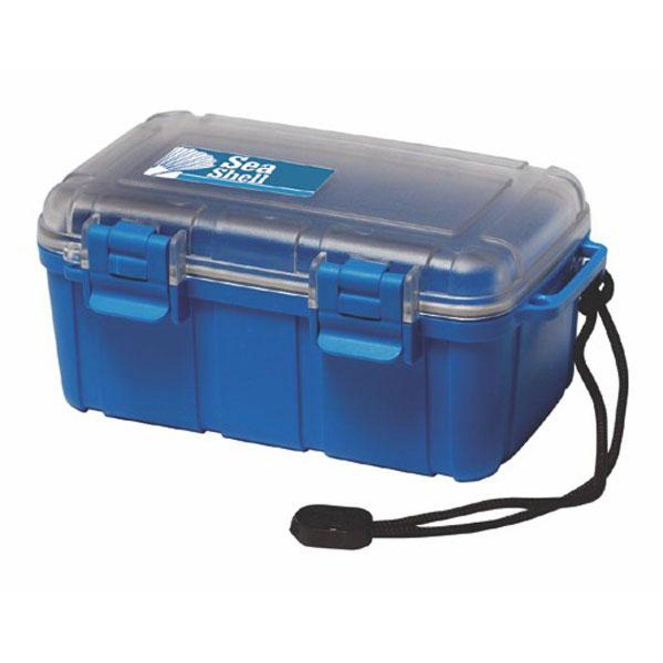 Case 120 Blue Unbreakable Bagagerie Seashell 182 X X75 Mm n0wO8PkX