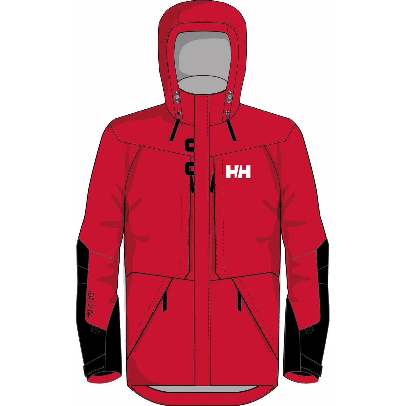 8fc9e7159 HELLY HANSEN Expedition Extreme 3l Jacket Red S – achat et prix pas ...