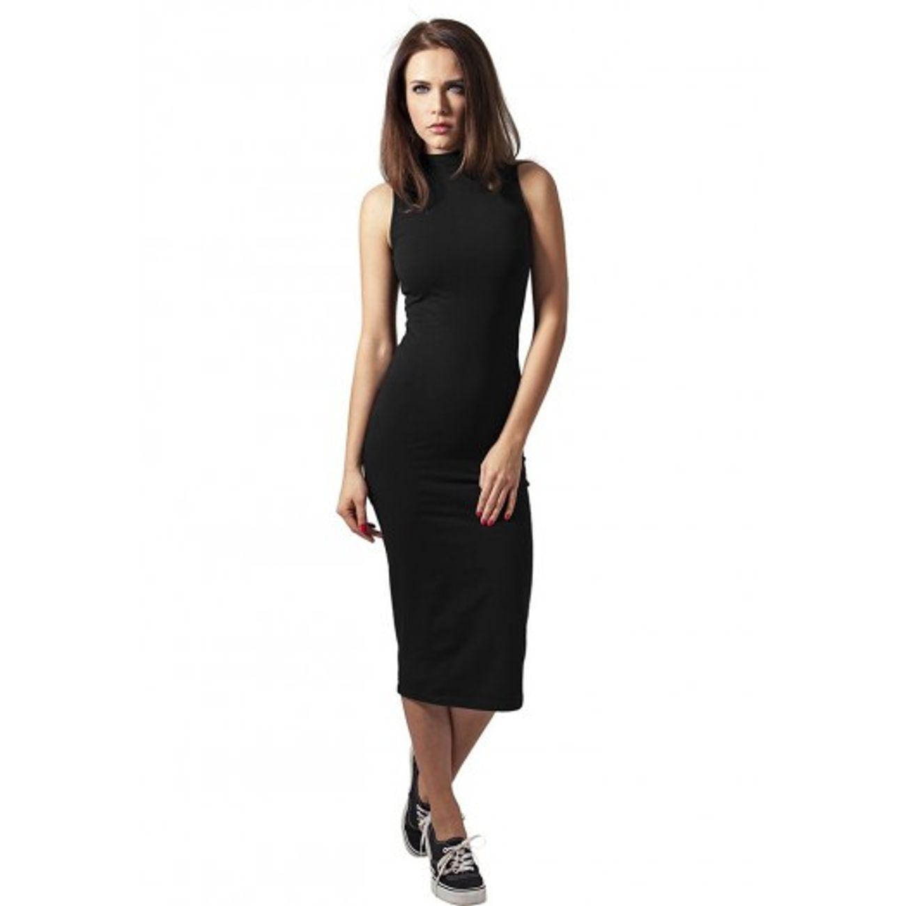 Robe Classics Achat Et Prix Jersey Stretch Pas Urban – Longue Noir trhosdQCxB