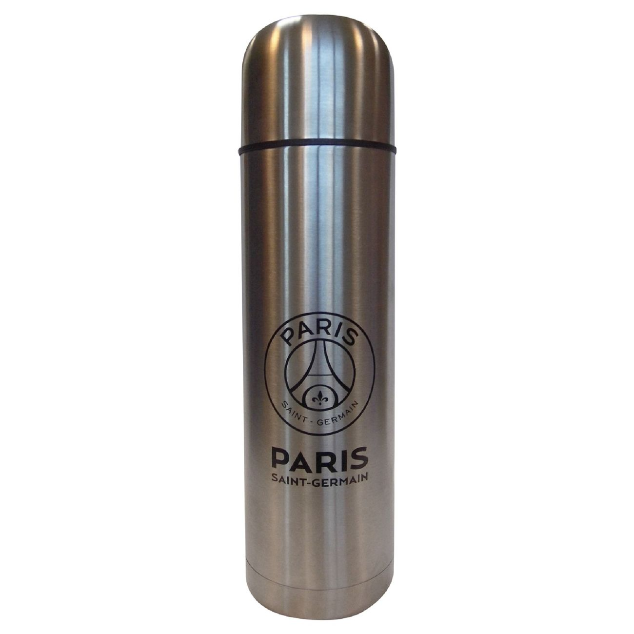 psg thermos 1 litre inox achat et prix pas cher go sport. Black Bedroom Furniture Sets. Home Design Ideas