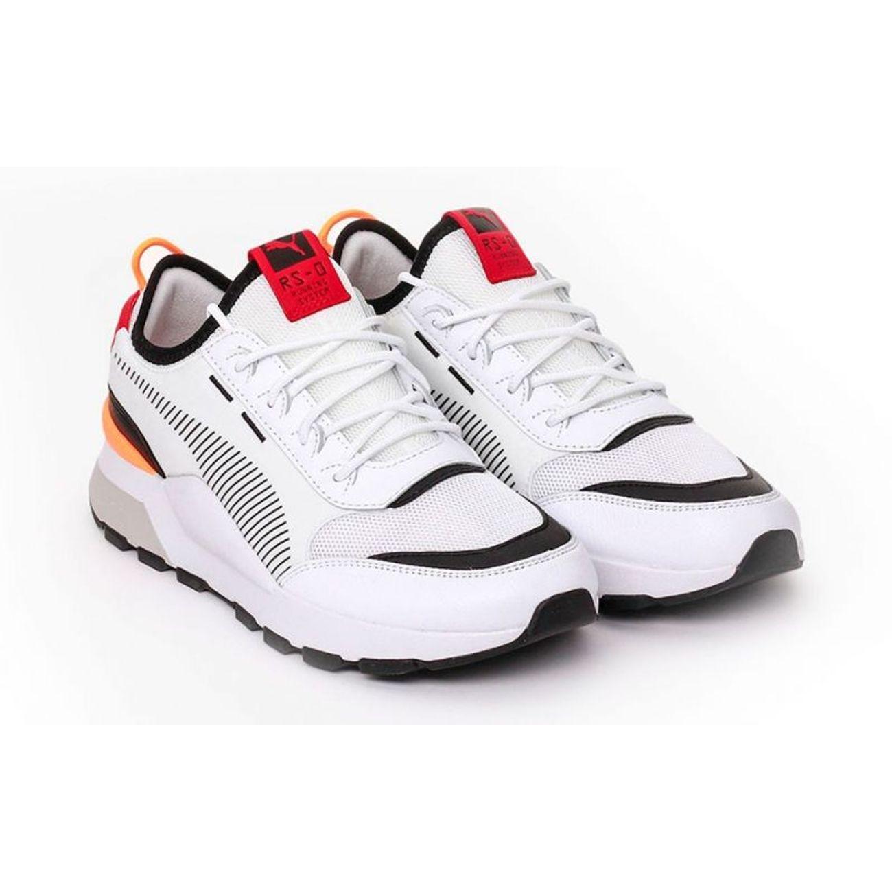 Rs Blanc 06 Puma Jaune Padel Adulte Tracks Noir 369362 0 Rouge nXN80PkOw
