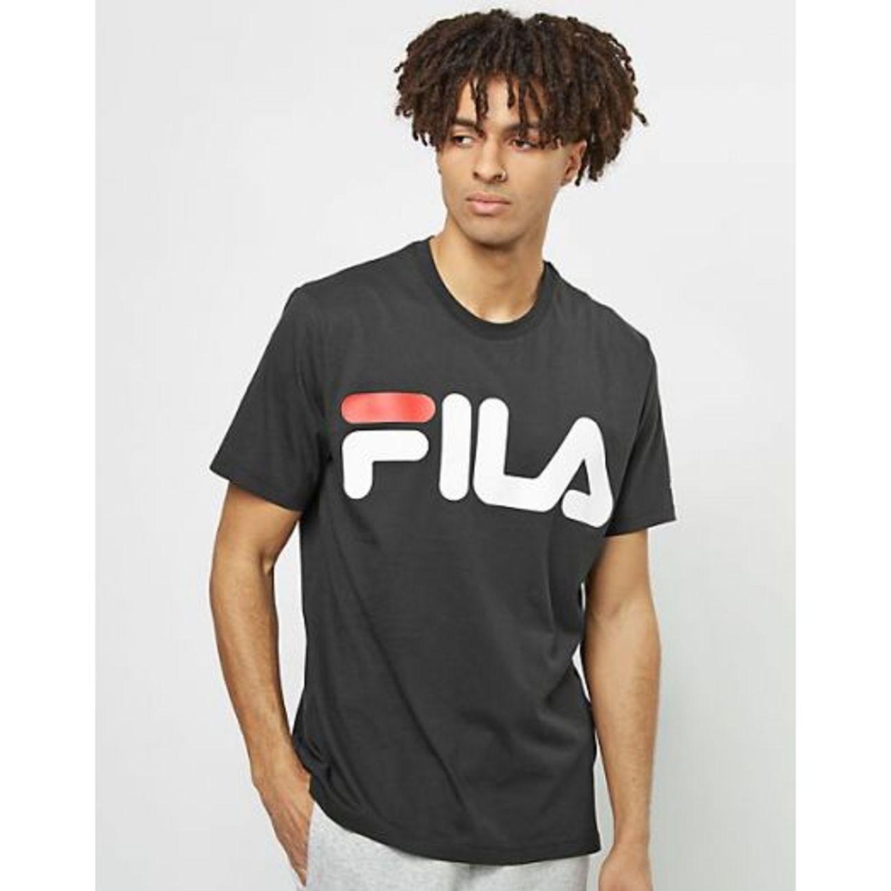 c4154a339cdd8 T-shirt uni logo tee manches courtes CLASSIC – achat et prix pas ...