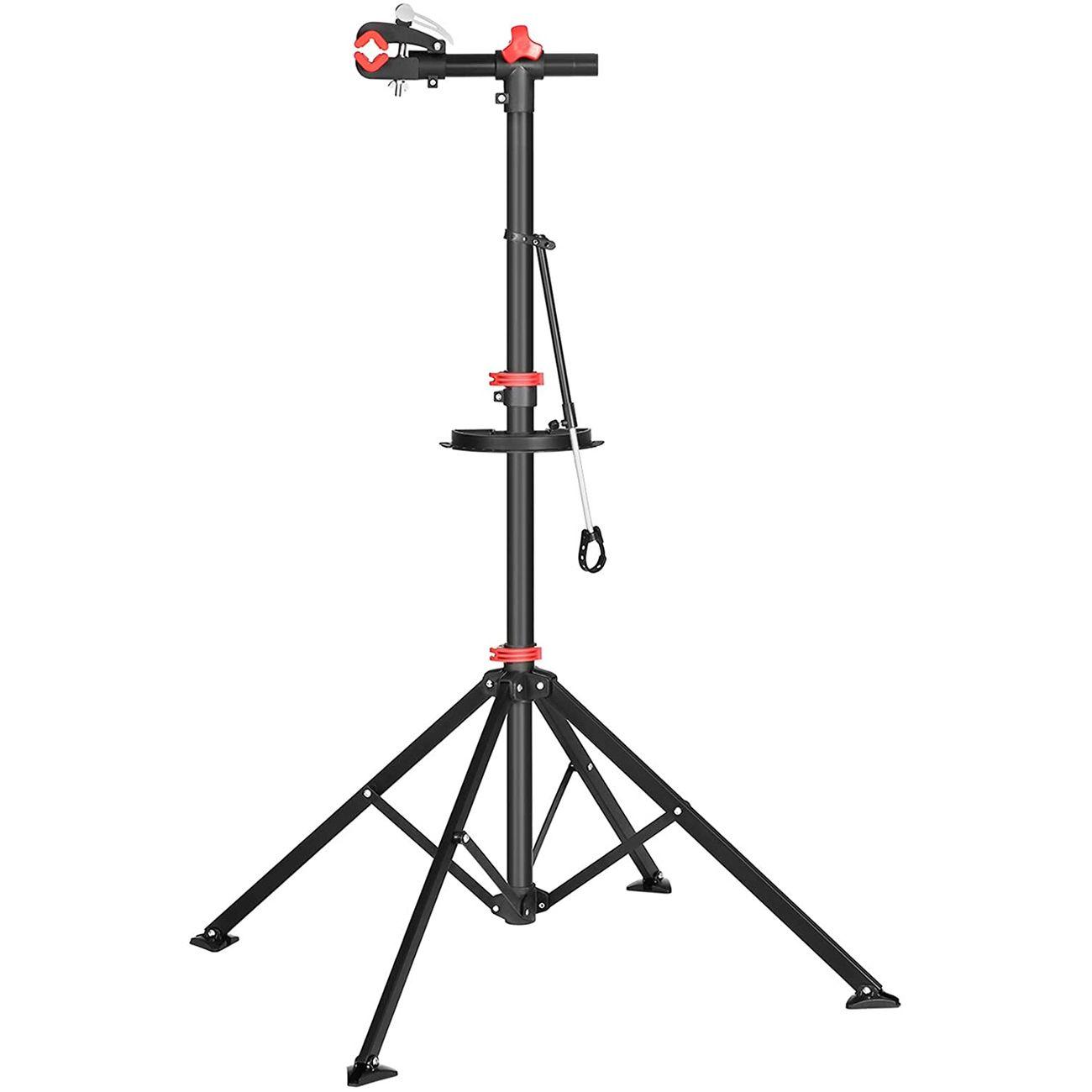 HELLOSHOP26 Support réparation vélo poste de montage pour bicyclette fer plastique Helloshop26 12_0000996