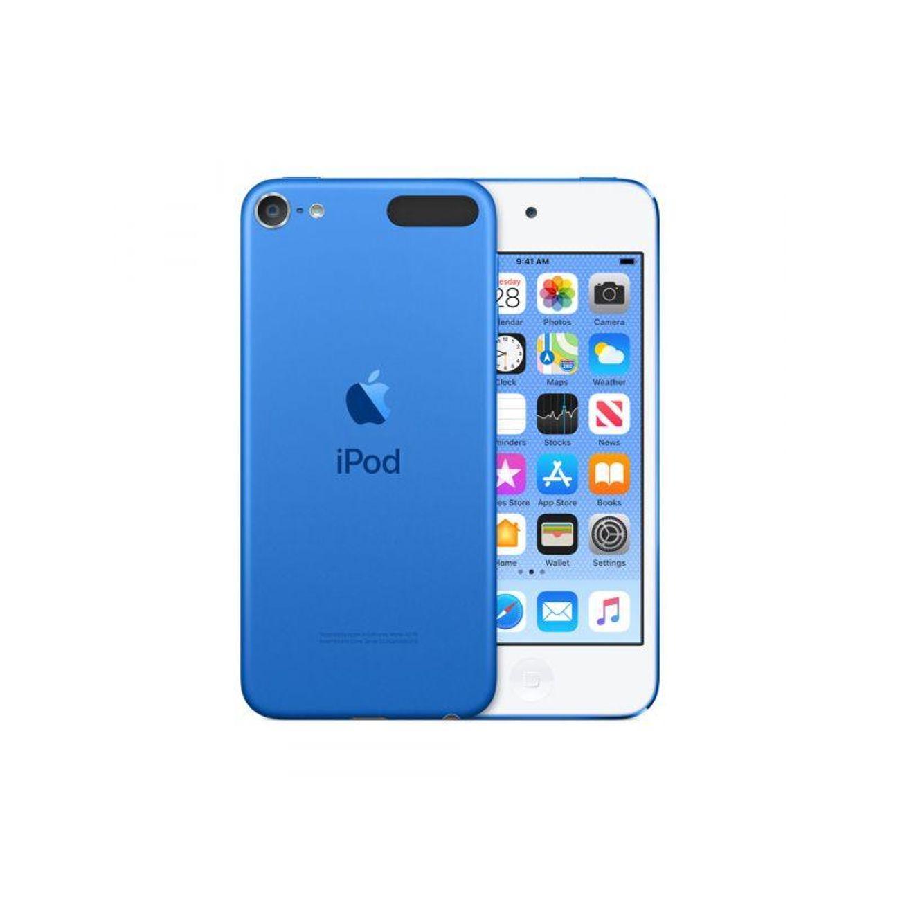 NO NAME Apple iPod touch Blau 32GB 7.Gen. MVHU2FD/A