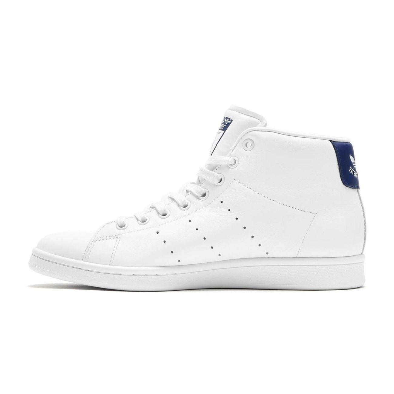 Mode- Lifestyle homme ADIDAS ORIGINALS Basket adidas Originals Stan Smith Mid - BB0070