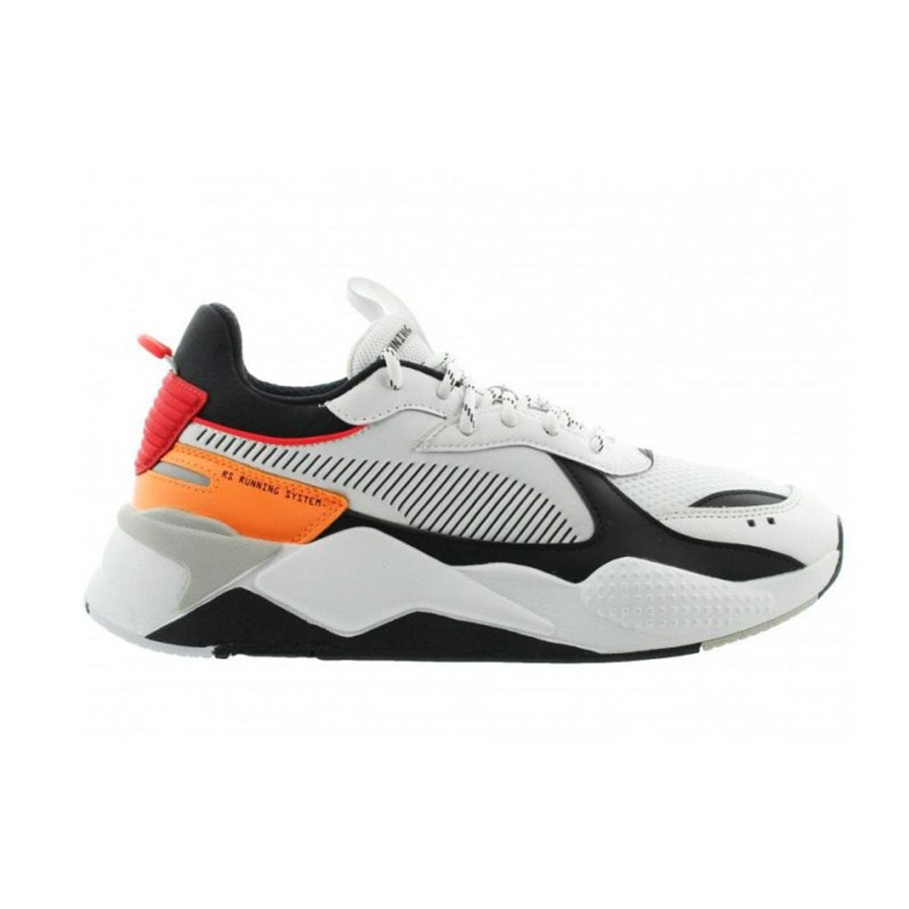 Puma Rs Tracks Blanc x Rouge Adulte 02 369332 Padel nXkO80Pw