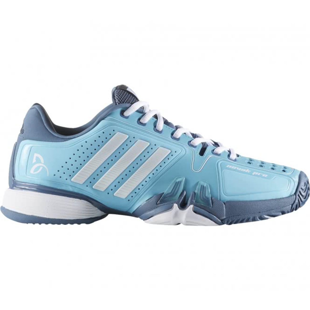 100% authentic 81bd1 09a48 Tennis homme ADIDAS Adidas - Novak Pro Synthetic chaussures de tennis pour  hommes (bleu clair