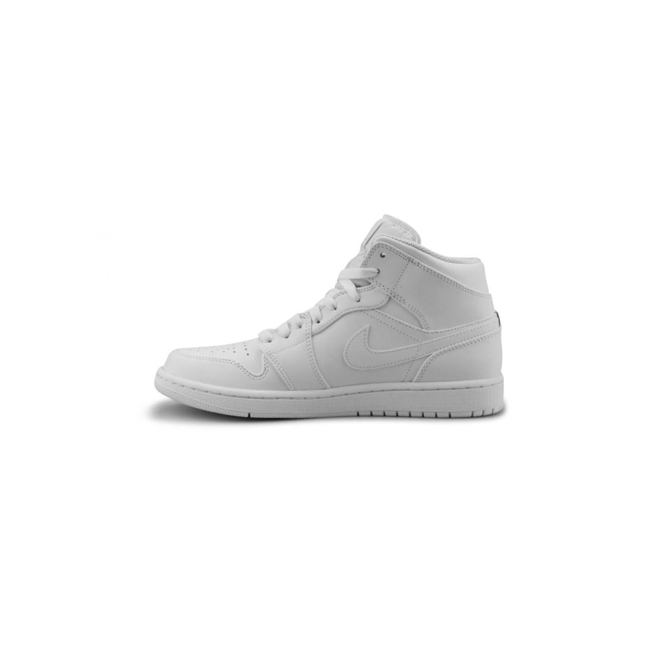 Air Nike Blanc Basket 104 Jordan ModeLifestyle Homme Mid 554724 1 sCxthrQd