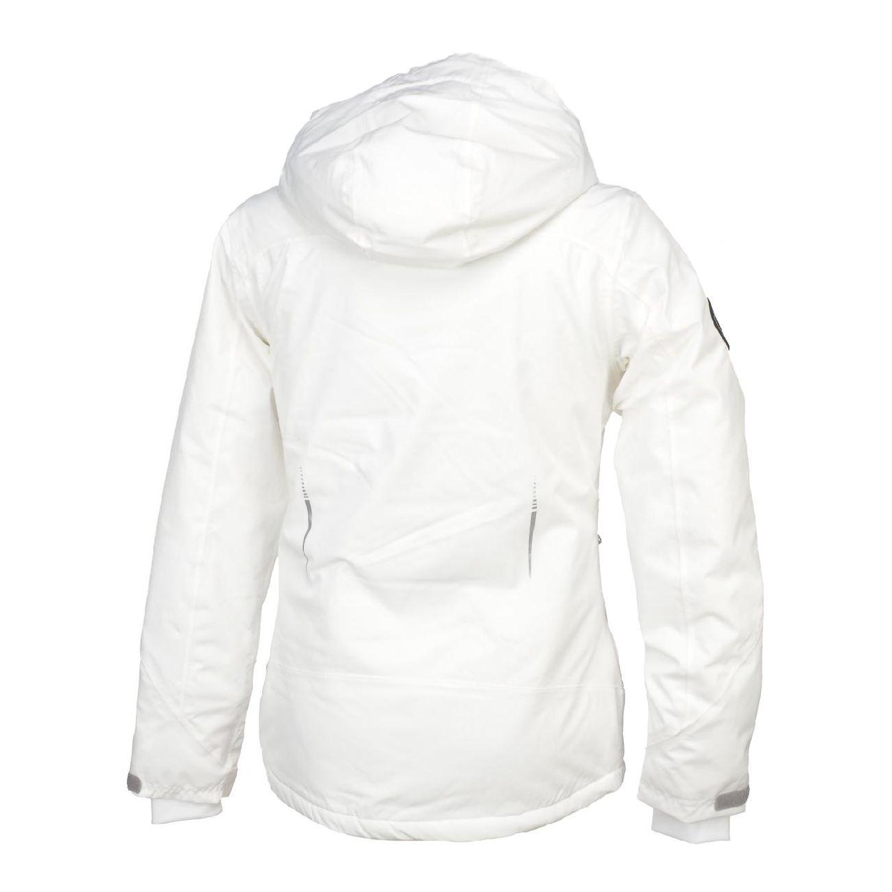 Femme Niwow Jacket Alpes Vertigo Blanc Ski Qpgsulmvz Lady myN0Ovnw8