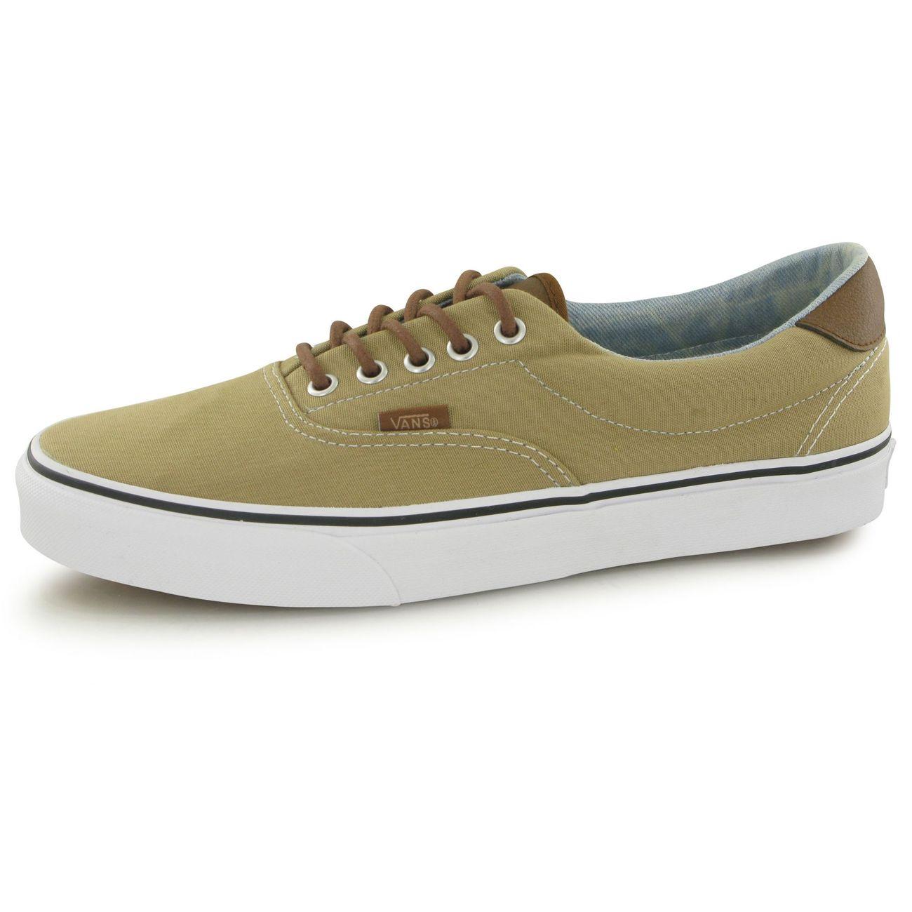 Vans C&L Era 59 Kaki Soldes | Vans Chaussures Basses Homme