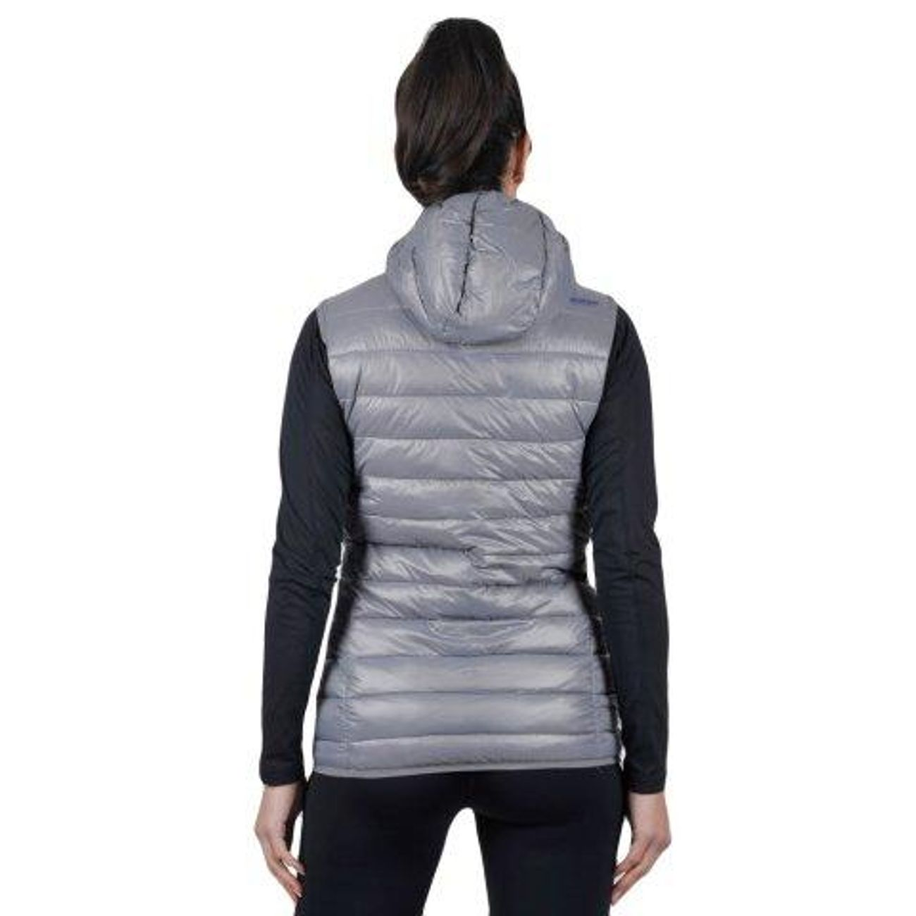 Mode- Lifestyle femme PEAK MOUNTAIN Peak Mountain - Doudoune fine sans manches femme ARCORD-gris