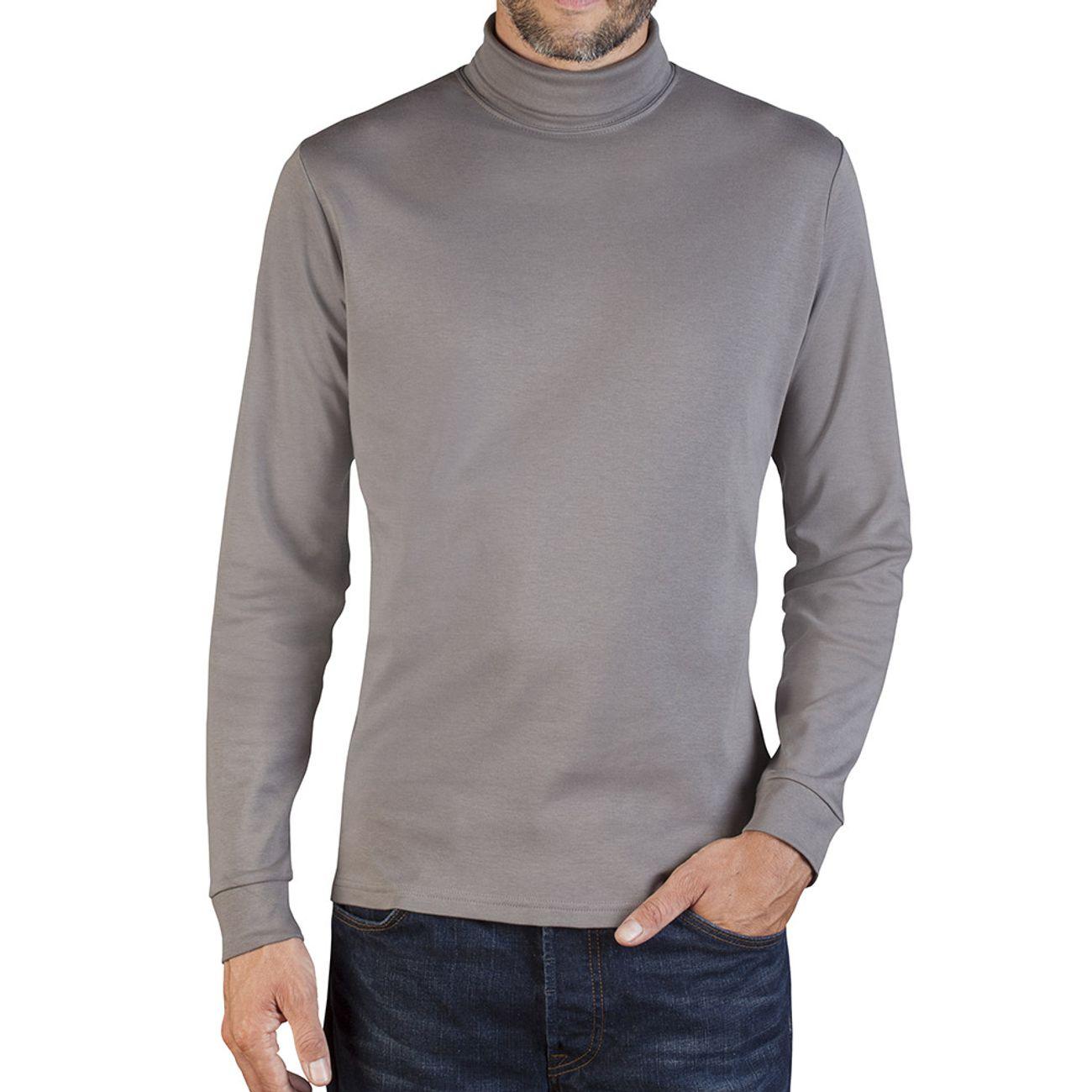 27adb68a6 T-shirt homme ML col roulé – achat et prix pas cher - Go Sport